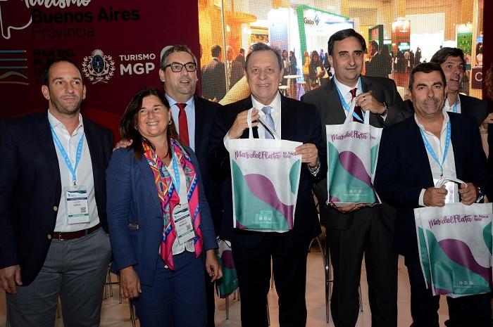 Turismo de reuniones: Mar del Plata se promociona en ExpoEventos