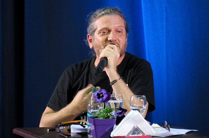 Filosofo Dario Zseta Raverta