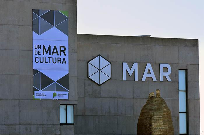 """""""Argigram"""", el arte y la arquitectura se fusionan en el Museo MAR"""