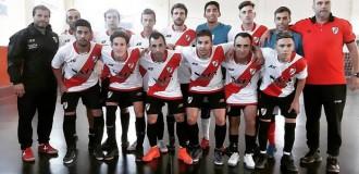 Futsal: River comienza su participación en la Copa Argentina