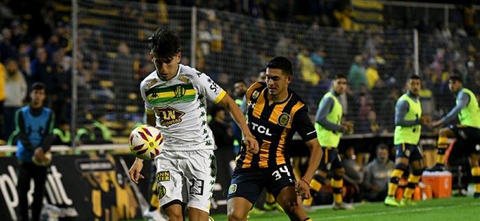 Copa de la Superliga: Aldosivi sacó una cómoda ventaja en la ida