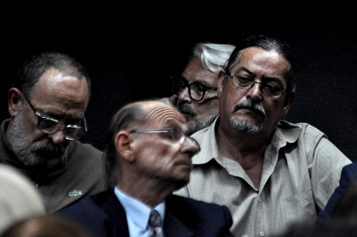 CNU: excarcelaron a Otero, uno de los condenados a perpetua