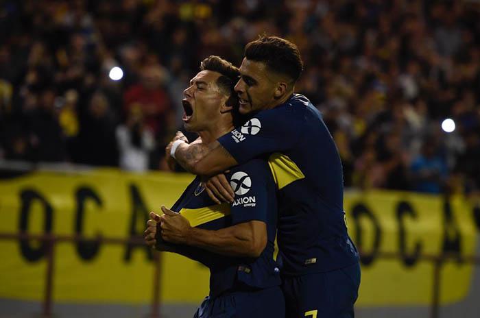 Boca le ganó a Estudiantes de Río Cuarto y está en 16avos