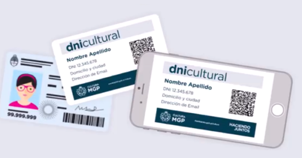 Lanzan una nueva versión del DNI Cultural: cómo tramitarlo