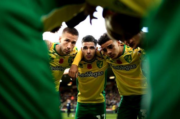 De la mano de Buendía, el Norwich ascendió a la Premier League
