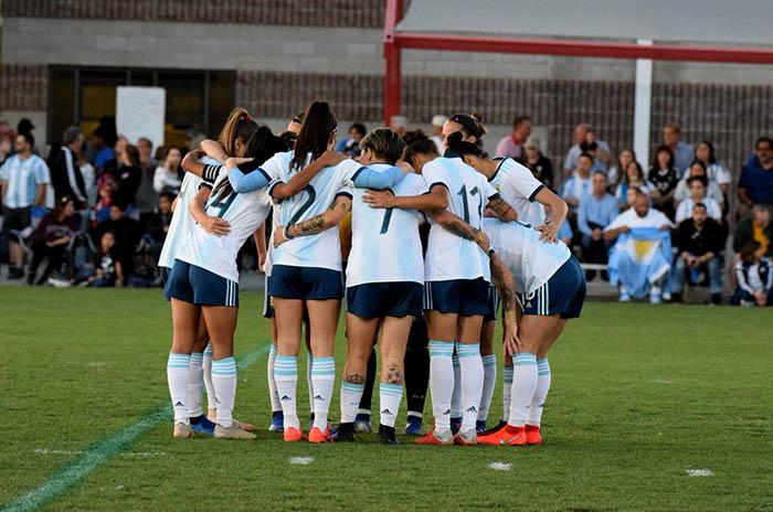 Días y horarios de los partidos de Argentina en el Mundial femenino
