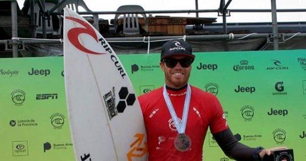 Usuna y Merceré, los ganadores de la quinta fecha del nacional de surf
