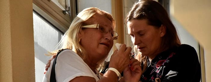 La abuela de Lucía Bernaola: el grito ahogado y un dolor doble