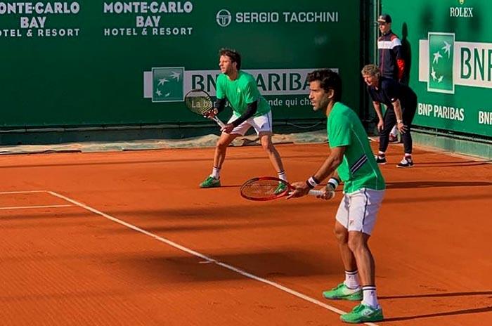 Zeballos se quedó sin final en Montecarlo