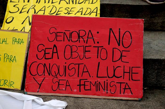 Comienza el ciclo ''Feminismo para tiempos de crisis''