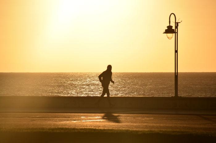 Tras el temporal, cómo sigue el tiempo en Mar del Plata