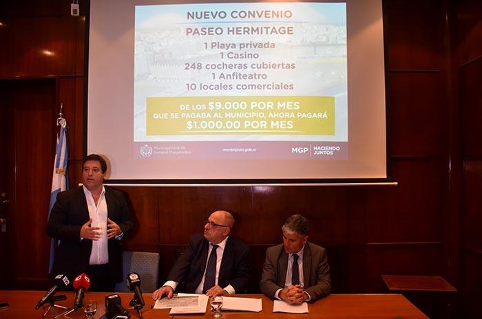 Los números del polémico acuerdo de Arroyo con Aldrey Iglesias