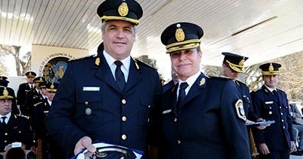 Disponen cambios en la cúpula policial de la provincia de Buenos Aires