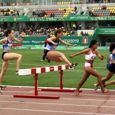Sudamericano de Atletismo: Belén Casetta, esta vez subcampeona