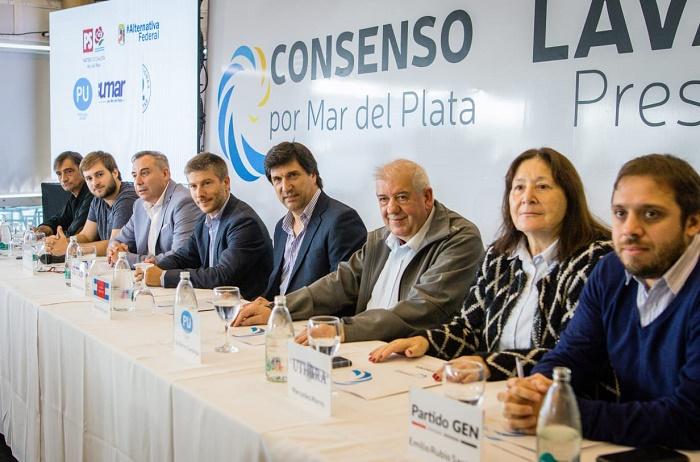 """Lanzan el espacio """"Consenso"""" con Lavagna como referente"""