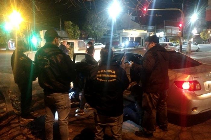 Detienen al acusado de balear a un policía en medio de un robo