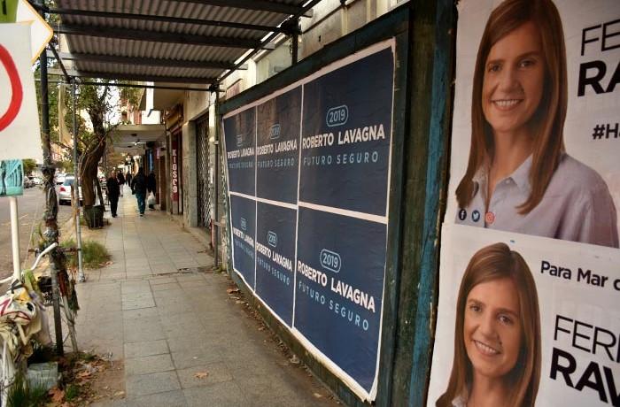 ELECCIONES 2019 CARTELES POLITICOS EN LA CALLE  (3)