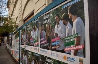 ELECCIONES 2019 CARTELES POLITICOS EN LA CALLE  (7)