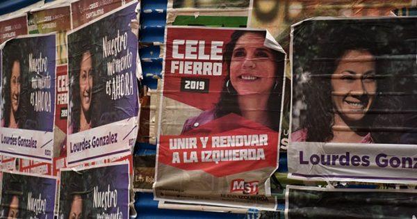 En Buenos Aires, sólo el 18% de las aspirantes a la intendencia son mujeres