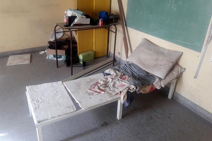Escuela Especial N° 514: cinco años a la espera de soluciones urgentes