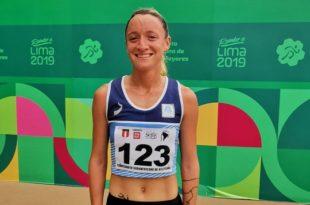 Atletismo: Florencia Borelli disputará el Campeonato del Mundo de Media Maratón
