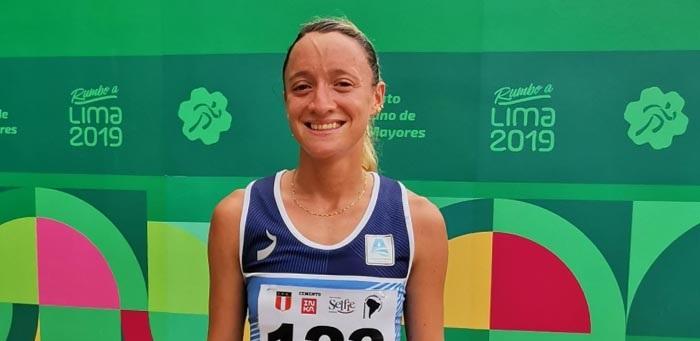 Sudamericano de Atletismo: oro para Florencia Borelli y al mundial
