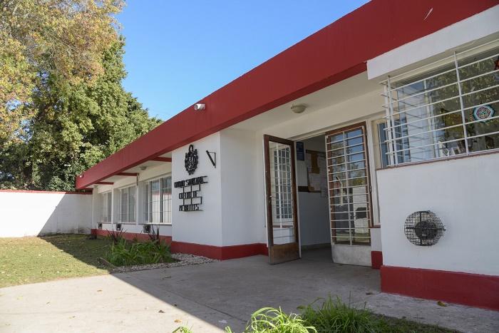 Presentaron la puesta en valor del centro de salud Meyrelles