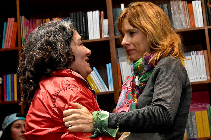 Mariana Carbajal periodistas feministas - fotos Marcela Golfredi (1)