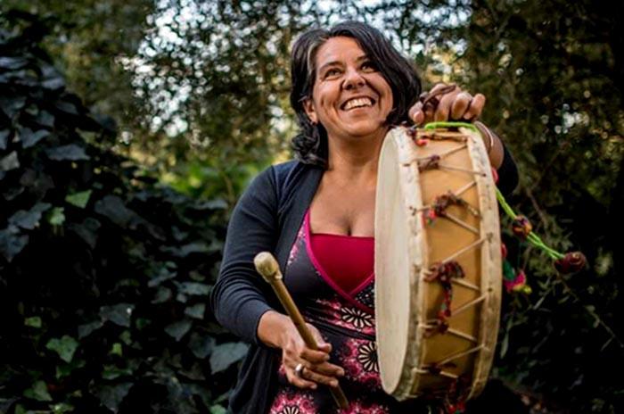 Marita Moyano se suma al concierto circular de Creciente