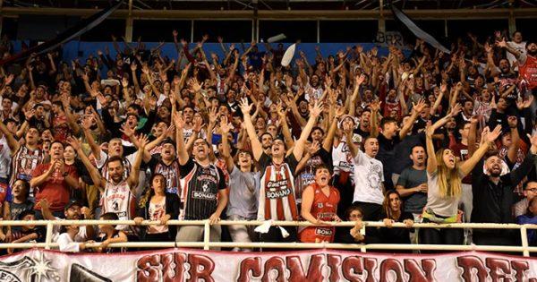 Por no estar en la LNB, el Emder le cobraría el Polideportivo a Quilmes