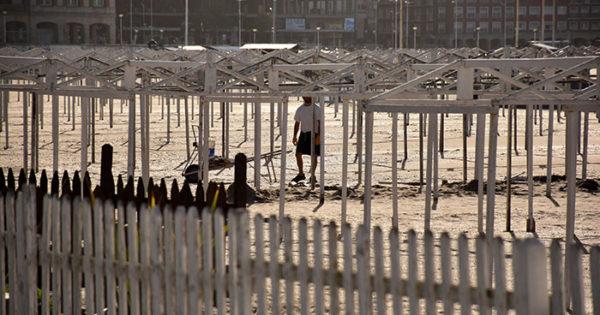 """Paseo Hermitage: tras la polémica, liberan las """"nuevas playas públicas"""""""