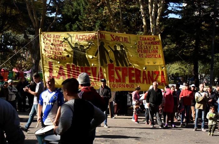 PROTESTA RECLAMO COOPERATIVA NUEVA ESPERANZA MUNICIPALIDAD (2)