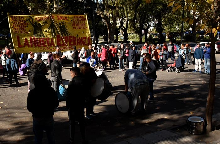 PROTESTA RECLAMO COOPERATIVA NUEVA ESPERANZA MUNICIPALIDAD (4)