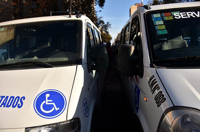 Discapacidad: desde el HCD piden respuestas para los transportistas