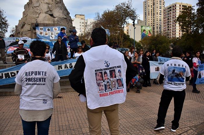 Repunte: a 23 meses, una manifestación en unidad en el centro