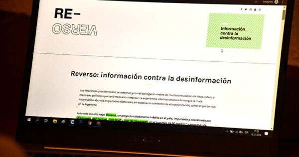 Contra la desinformación, QUÉ Digital se integra a Reverso