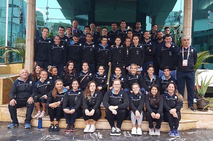Cuatro marplatenses en el Sudamericano de Atletismo en Lima