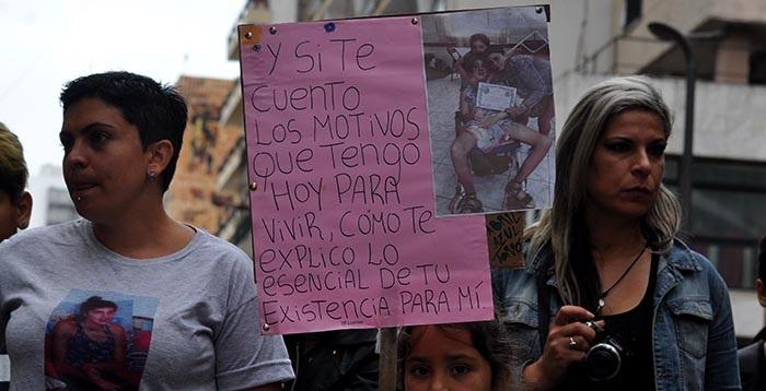 """La lucha de Victoria y su hija: """"El Estado hace abandono de persona"""""""