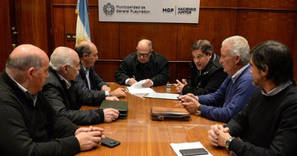 El gobierno llegó a un acuerdo salarial con los municipales