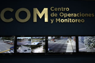 La oposición pide informes sobre el funcionamiento de las cámaras de seguridad