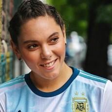 Milagros Menéndez, convocada para el Mundial de Francia 2019