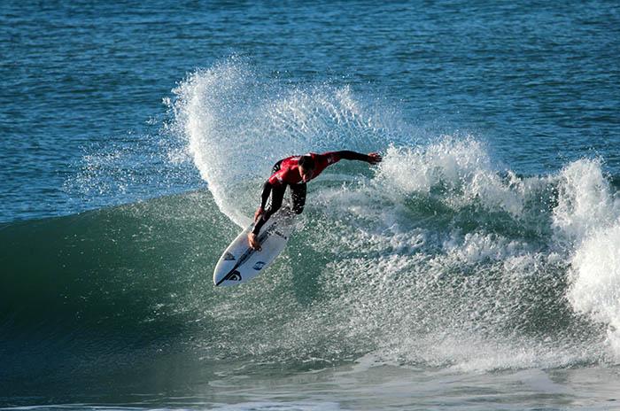 Por el coronavirus, suspendieron hasta nuevo aviso el Circuito Argentino de Surf
