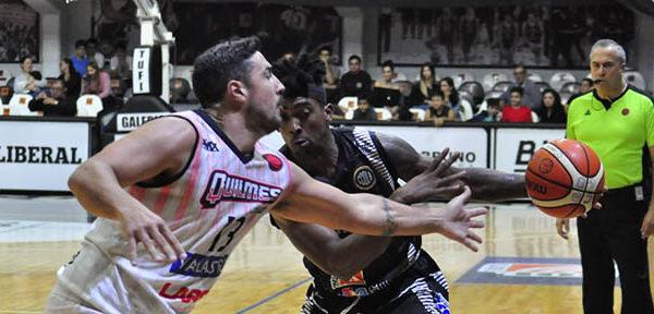 Quilmes sufrió una dura derrota en Santiago del Estero