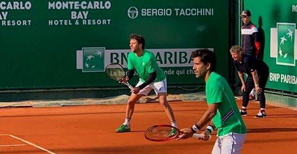 Horacio Zeballos y Máximo González siguen avanzando en Roma