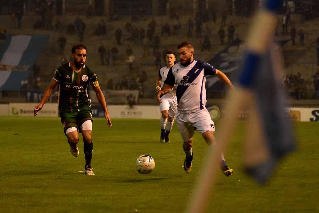 San Jorge no quiso jugar y Alvarado ascendió a la B Nacional