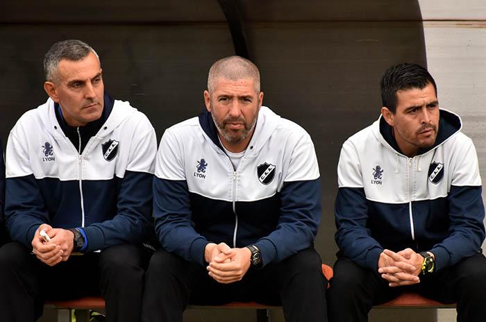"""Giganti: """"Hubo una diferencia abismal entre los dos equipos"""""""