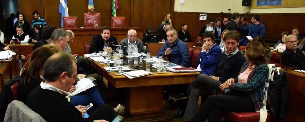Presupuesto 2019: una audiencia entre reclamos, gritos y polémica