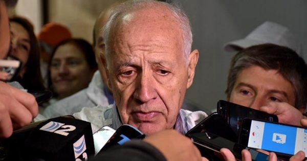 """Lavagna descartó llevar a Arroyo en su boleta: """"Absolutamente no"""""""