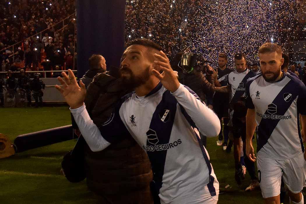 """Matías Caro: """"Somos justos campeones de la Reválida"""""""
