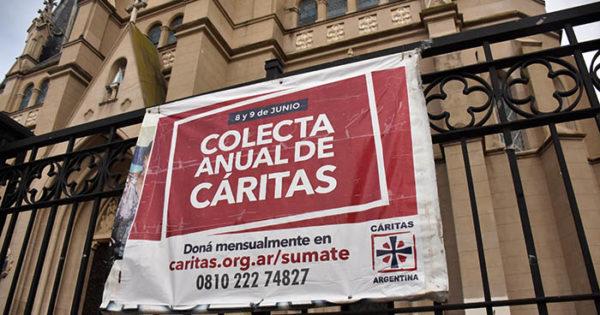 La Colecta Anual de Cáritas y un fin de semana solidario